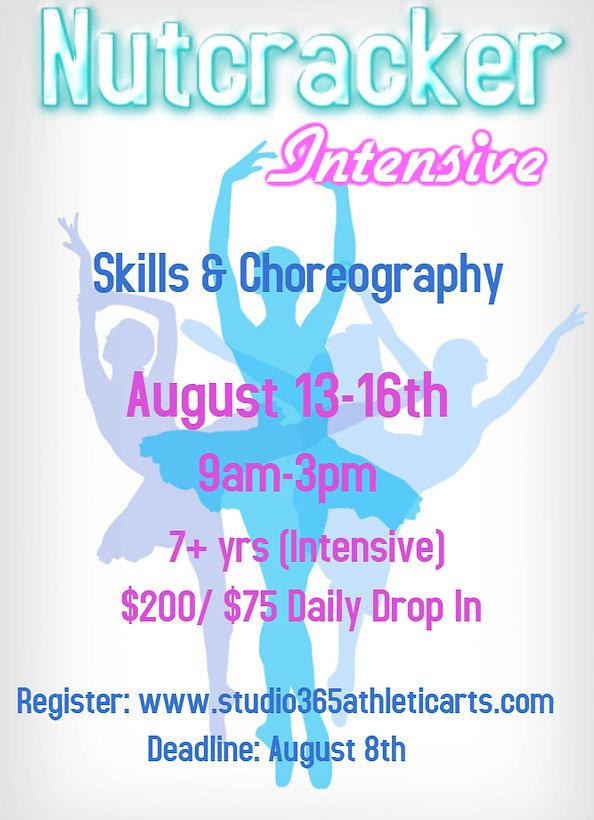 Copy of Dance Workshop Poster Template -