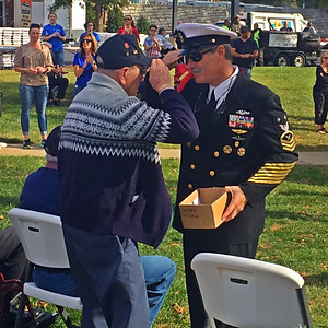 Veterans Day - Giving Back to Community Event