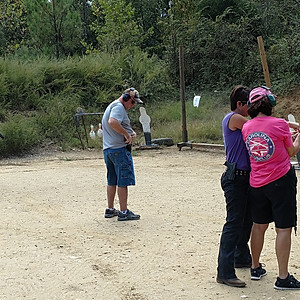 Pappys Shooting Event