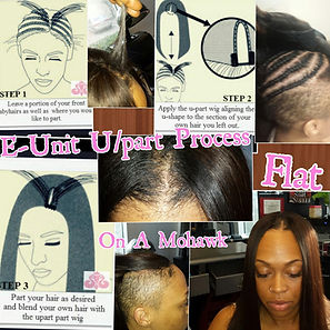 Affordable Custo made wigs