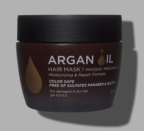 Argan Oil Hair Mask16.9 oz