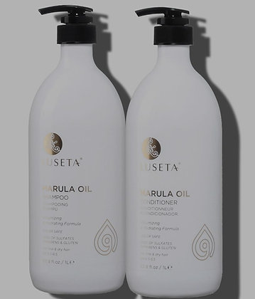 Marula Oil Shampoo and Conditioner 16.9 0z
