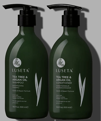 Luseta Shampoo and Conditioner 16.9oz