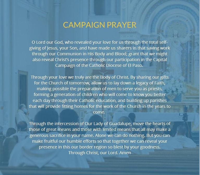 Campaign Prayer.JPG