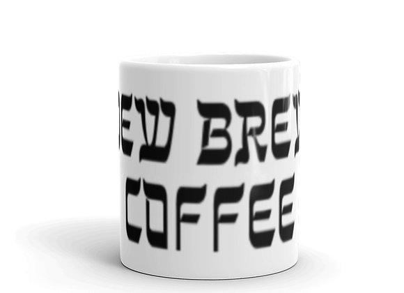 """Jew Brew Coffee"" Mug"