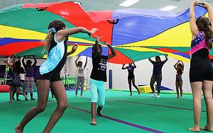 sunny gymnastics fun birthday parties