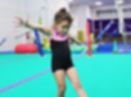 sunny gymnastics mini explorer class