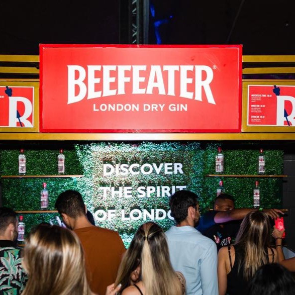BAR BEEFEATER