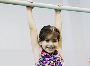sunny gymnastics girls beginners class