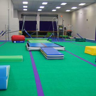 Sunny Gymnastics Facility 1