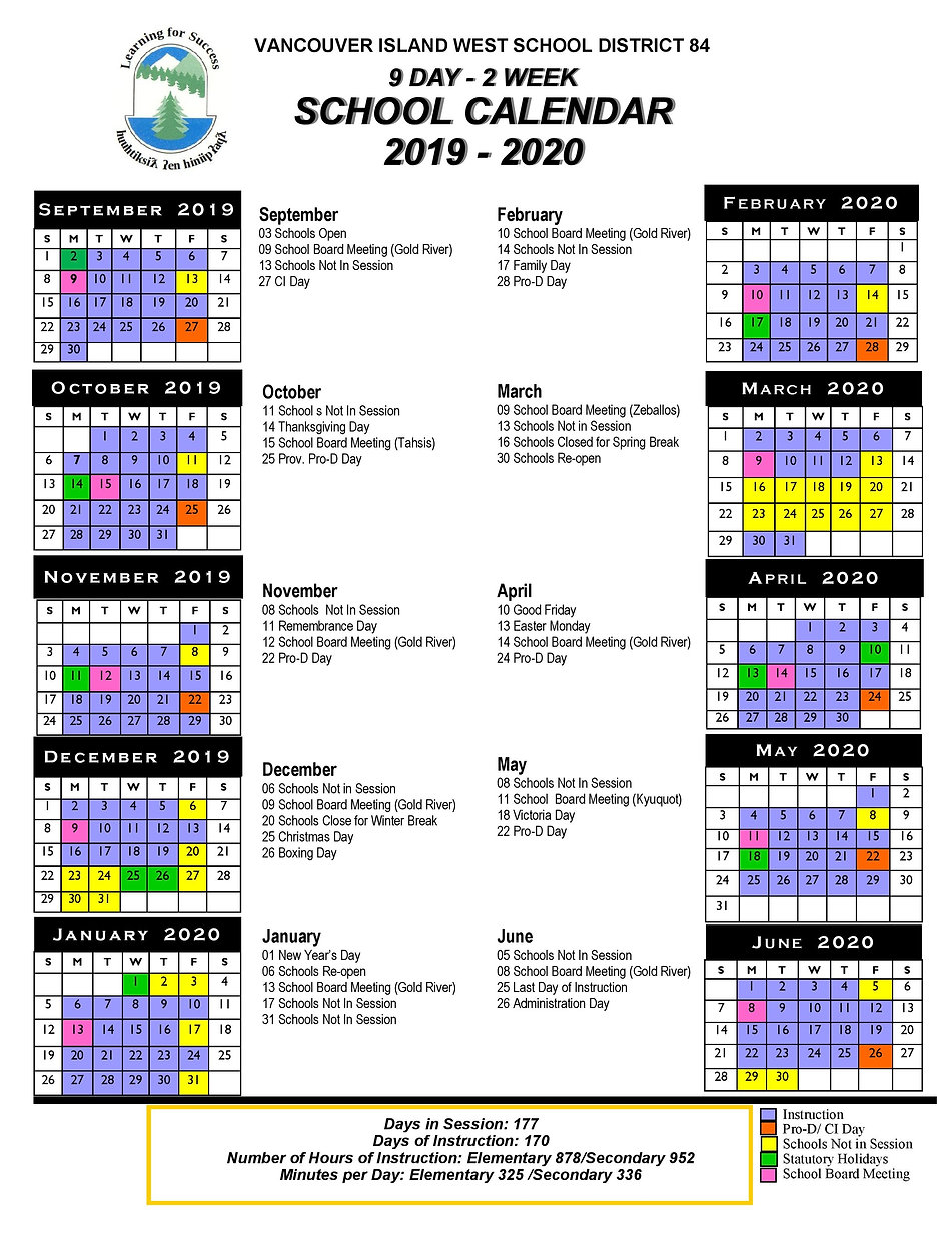 2019-2020 School Calendar_color_9 day_2