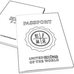 #EIKONSONLY PASSPORT