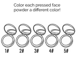 PRESSED FACE POWDERS