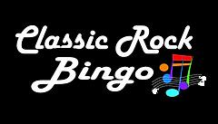 classic rock bingo logo png transparent.