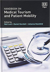 Ormond, M. and Mainil, T. (2015) 'Government and governance strategies in medical tourism', in N. Lunt, J. Hanefeld and D. Horsfall (eds), Handbook on Medical Tourism and Patient Mobility, London: Edward Elgar, 154-163.