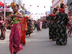 2012 Cap Go Meh parade, Singkawang, Indonesia