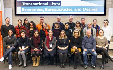 Transnational Lives: Economies, Bureaucracies, and Desires (Workshop, 11-12 January 2018)