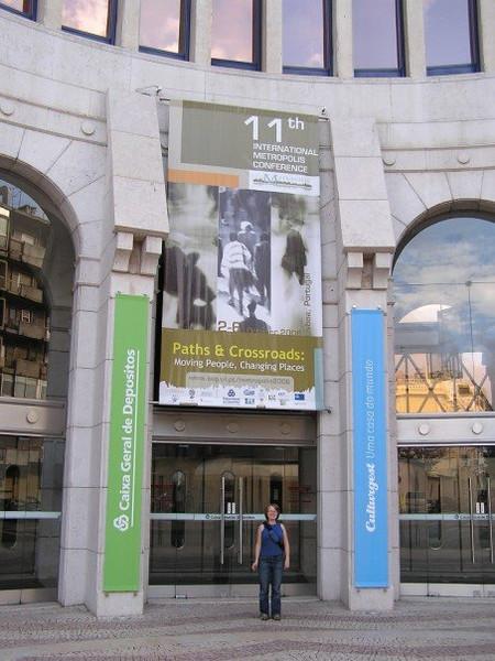 11th International Metropolis Conference, Lisbon, Portugal, 2006