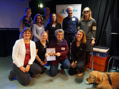 2015-17 WUR ScienceShop project: 'SailWise: The added value of water sports activities for people with disabilities'