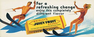 Florida Aquamaids Juicy Fruit 2