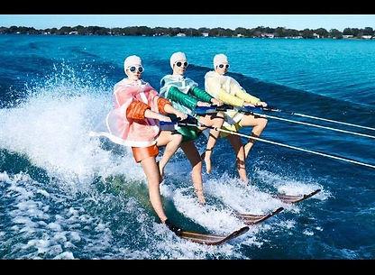 Aquamaids Moncler