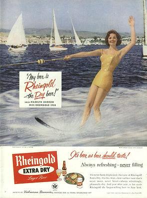 Florida Aquamaids Rheingold
