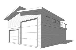Custom Garage and Shop