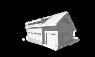 Garage with Loft
