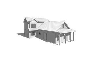 Rear Two Storey Addition