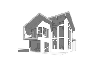 Custom Cottage Home