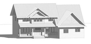 Custom Farm Home