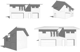 Backyard Suite, 3-Car Garage