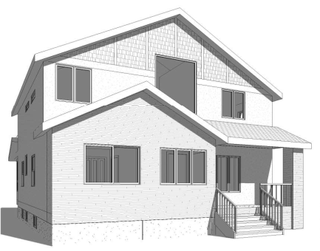 Second Floor Addition