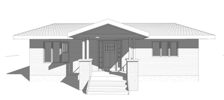 Front Addition + Porch
