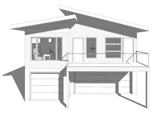 Modern Backyard Suite