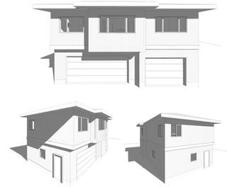 Backyard Suite, Simple Design