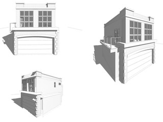 Backyard Suite, Custom Design