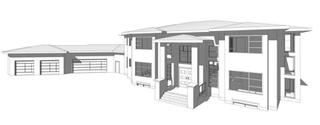 Large Custom Home