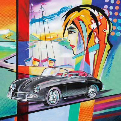 """Porsche """"Speedstar"""""""