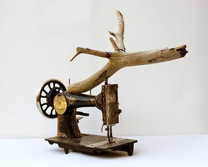 Skulptur - Beuys sein Hirsch 1.jpg