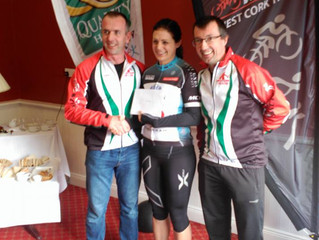 Catherine Terry Wins Clonakilty Duathlon
