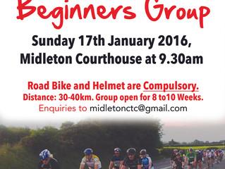 Midleton CTC Invites Beginners