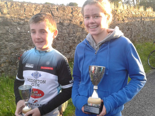Juveniles in the prizes at Fermoy league