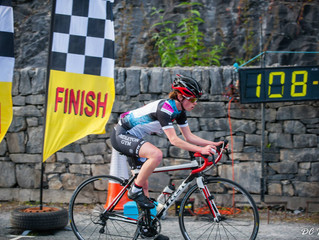 National junior Girl's Cycling Championships