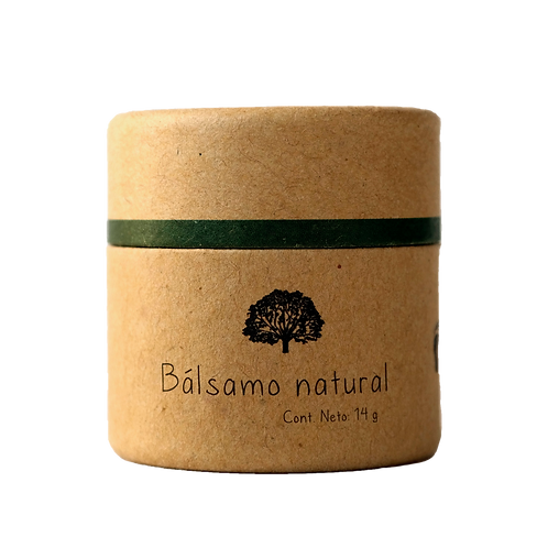 Bálsamo Natural Humectante
