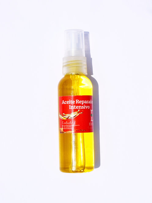 Aceite reparador intensivo capilar