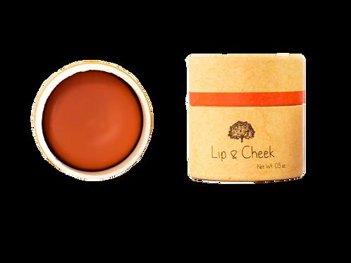 Bálsamo Lip & Cheek - Color Durazno -