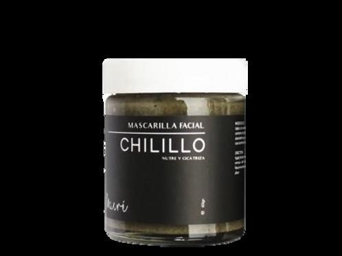 CHILILLO -mascarilla facial-