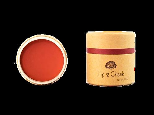 Bálsamo Lip & Cheek - Color Rosa -