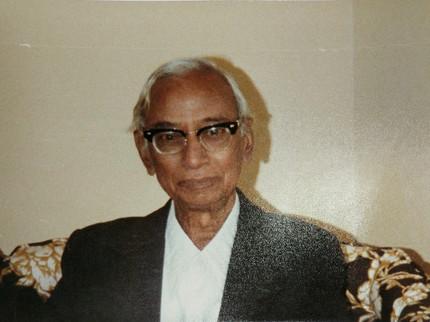 Hariprasad in San Jose, California, USA in 1980